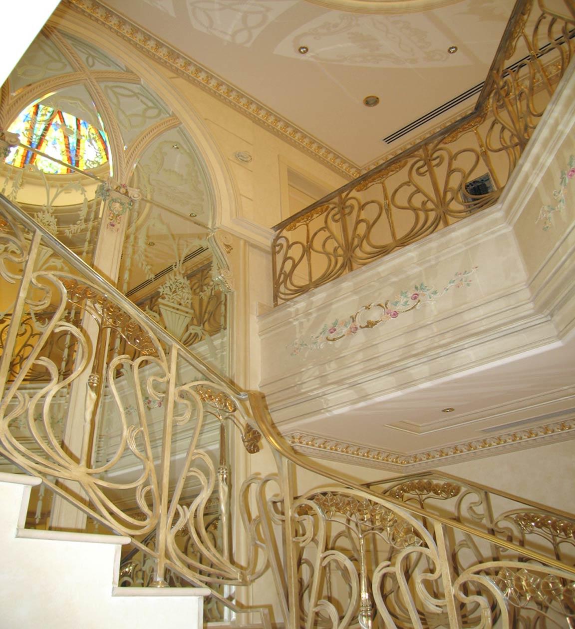 Pitture murali colori e vernici sikkens san marco boero - Pitture particolari per interni decorazioni ...