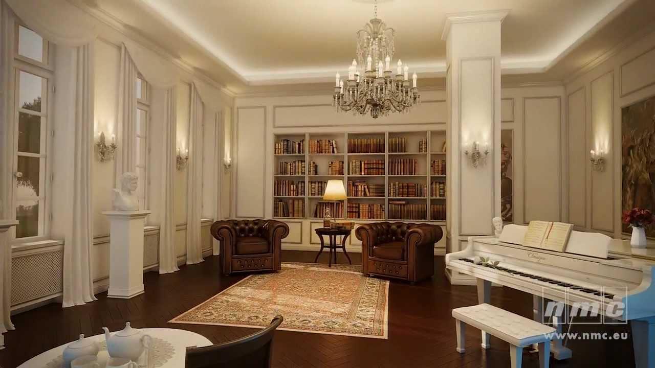 Zoccolini legno battiscopa poliuretano travi e colonne for Interni di case eleganti