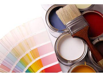 Gamma colori pittura