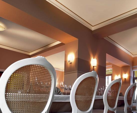 Rivestimenti polistirolo ristoranti
