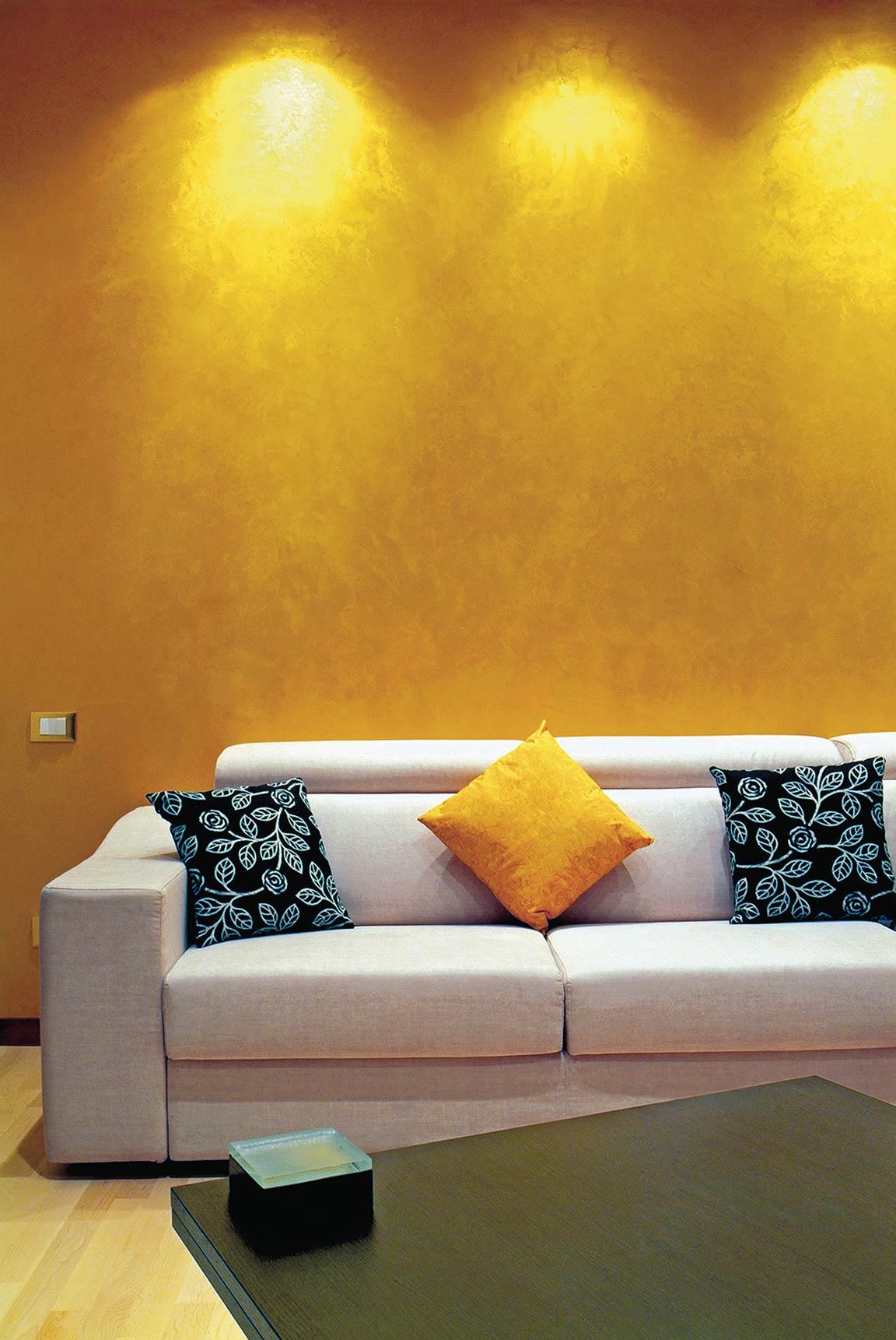 Pitture murali colori e vernici sikkens san marco boero milano aldoverdi - Decorazioni murali per interni ...