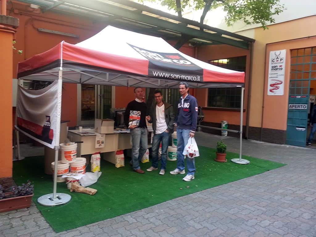 gazebo_aldoverdi- prodotti san marco milano