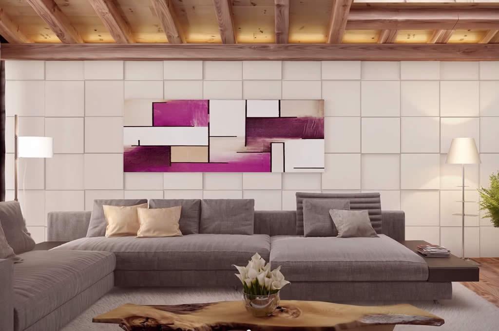 Pannelli 3d rivestimenti per pareti da Aldoverdi a Milano