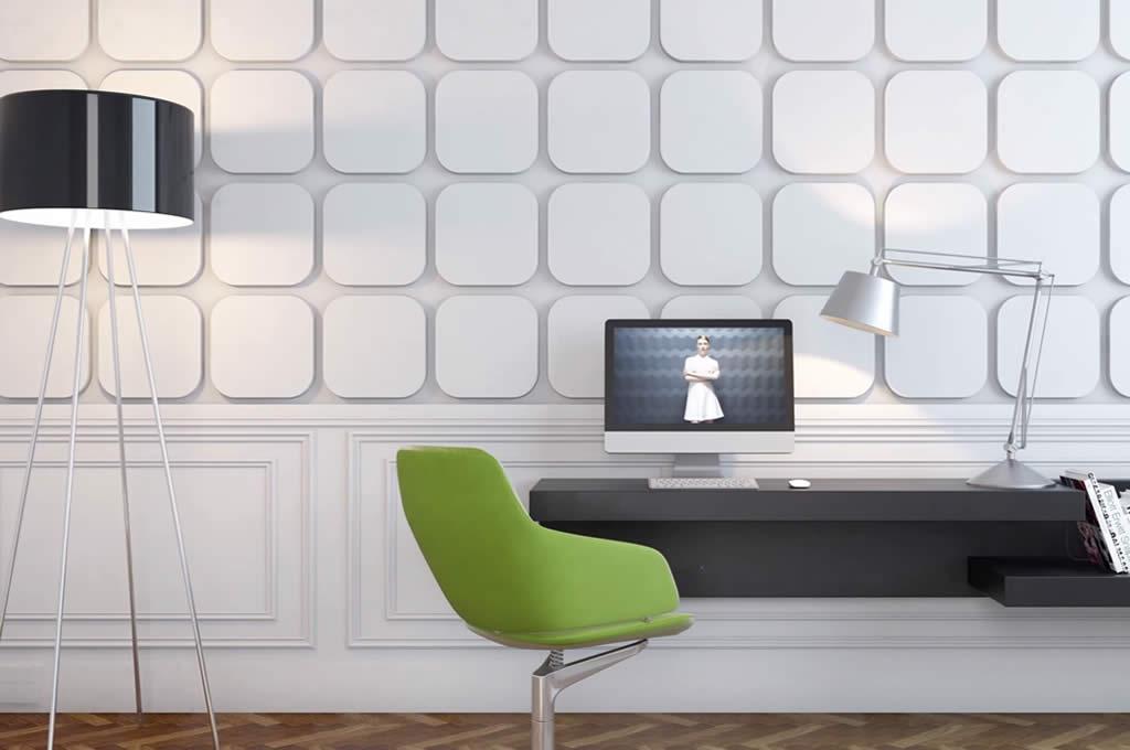 Pannelli decorativi legno per pareti decorazioni per la casa - Tavole adesive per pareti 3d ...