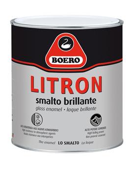 Litron boero smalti e vernici boero milano boero aldo for Boero colori