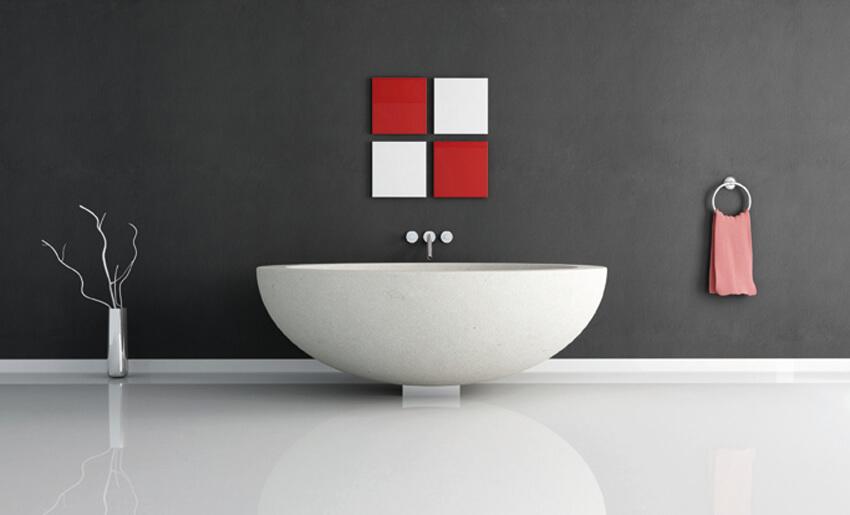 pavimenti rivestimenti in resina bagno