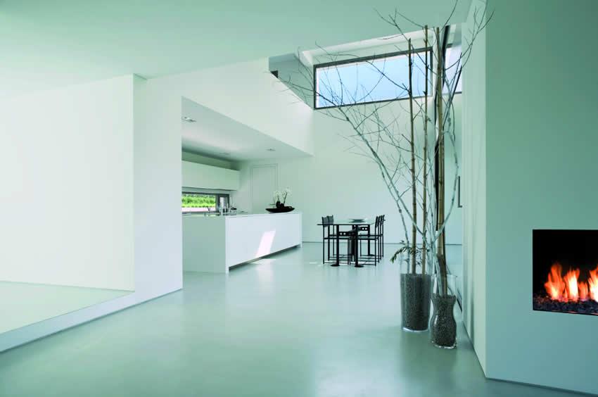 rivestimenti pavimenti resina per cucina