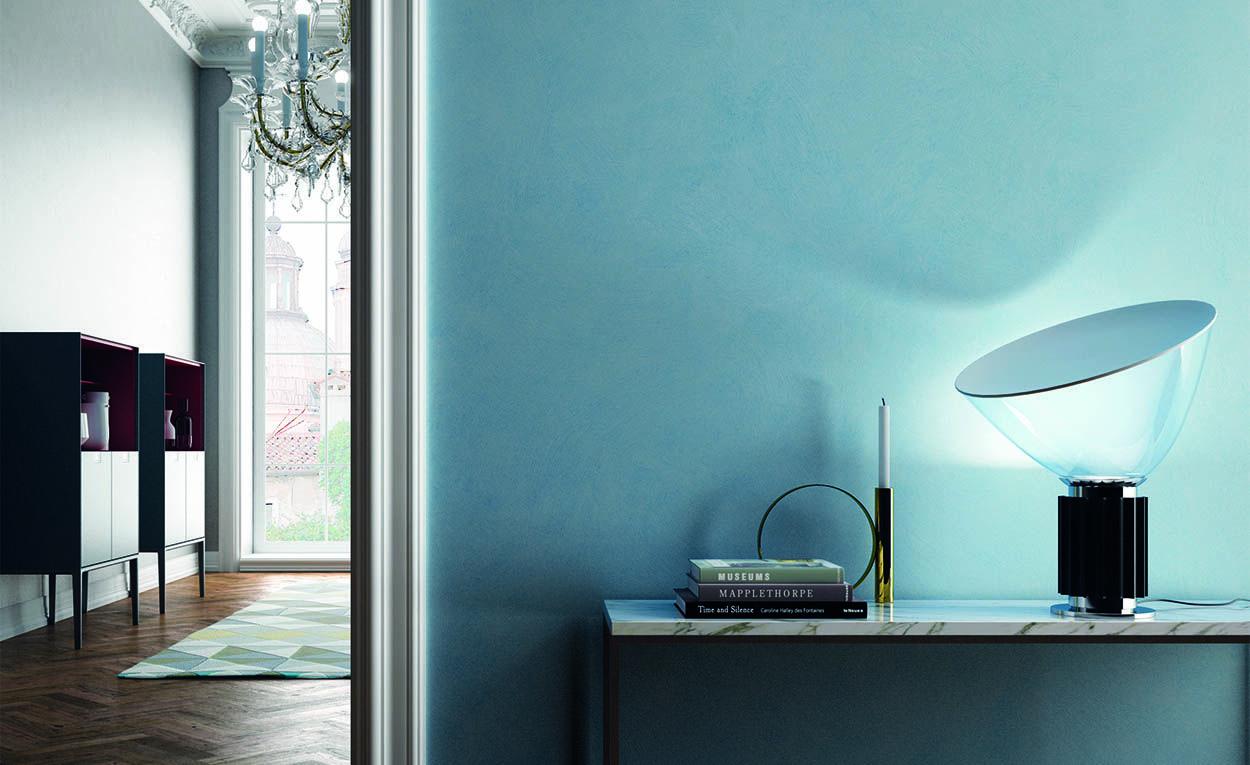 Perlaceo colorificio san marco pitture decorative aldo for San marco vernici