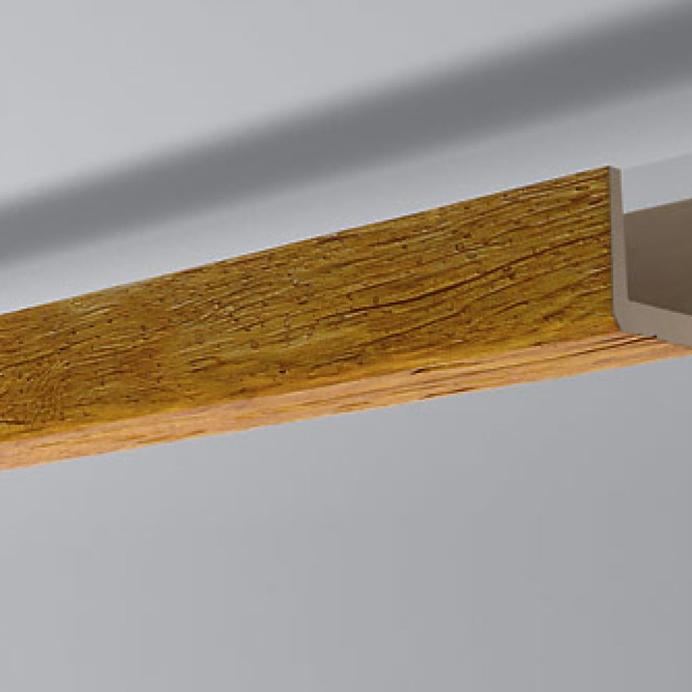 Travi In Legno Per Soffitto Best Il Soffitto Del Grande Open Space